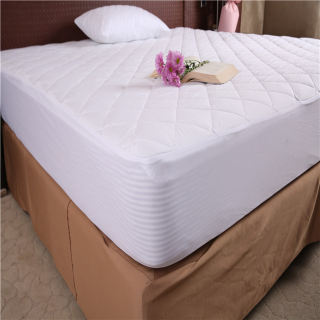 China Manufacturer Custom Bamboo Quilted Waterproof Mattress Protector For Hotel - Jozy Mattress | Jozy.net