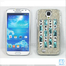 Full Diamond Bling Hard Cover Snap On Case for Samsung Galaxy S4 i9500 P-SAMI9500HCDA001