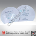 printed round special shape packaging Bag