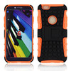 2015 Newest fashion heavy duty Dual Layer Tough hard smart Shockproof Armor Case Cover For iPhone 6 4.7
