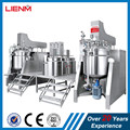 ointment mixer emulsion vacuum machine cream blending tank cosmetics homogenizer