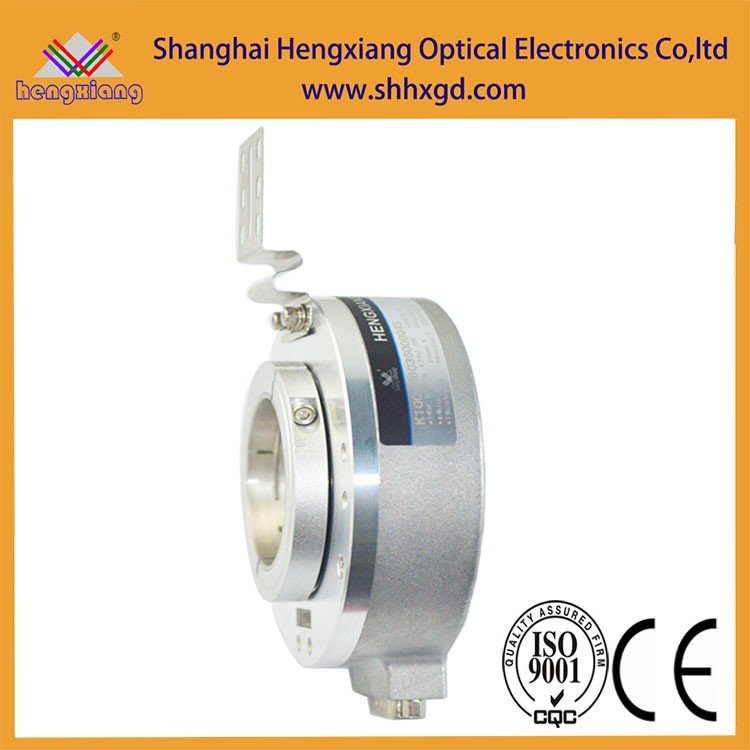 Reinforced flange incremental rotary encoder shaft 8mm D type