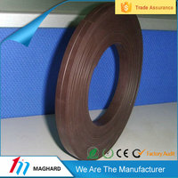 strong extruded flexible rubber magnet strip