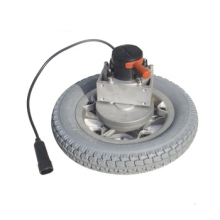 8,<strong>10</strong>,12 inch 24V 500W electric automatic wheelchair kit wheelchair dc motor