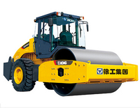 Shangchai engine 16t operating weight road roller