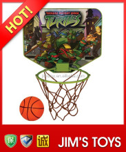Plastic Basketball Board Plastic Basketball Hoop Basketball Toy