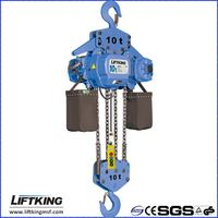 hook suspension model electric chain hoist manufacturer