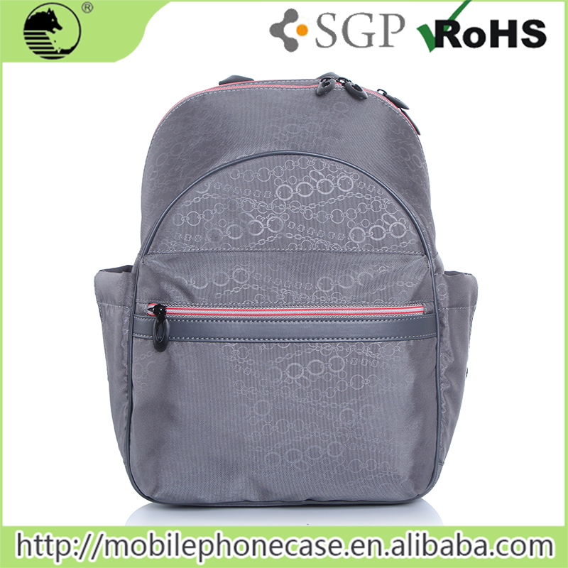 China Factory Low Price Korean Style Leisure Backpack Laptop Bag