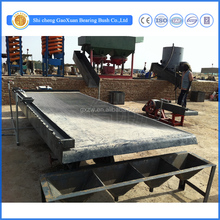 Hot sale copper and plastic separating machine , copper recycling machine ,Copper Separating table