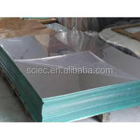 2.5mm~19mm big size glass silver mirror with qingdao factory