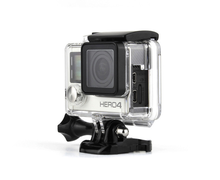 Side Open case for GoPro Skeleton Housing compatible with GoPro Hero4 Hero3+ Gopro Hero