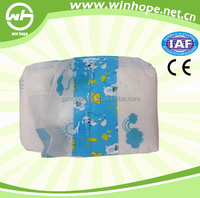 Chinese Manufacturers Sleepy Baby Diaper With Super Absorbent