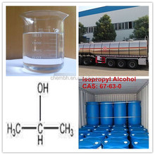 indsutrial/Pharmaceutical/food grade IPA factory wholesale price isopropyl alcohol 99.9%