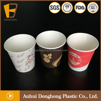 Made in Anqing middle east market bottom price red cups solo