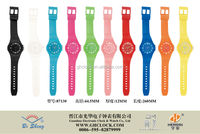 2014 lovely item popular design wristband watches vogue colorful lady watch promotional watch