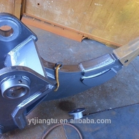 Excavator Ripper Construction Machinery Parts Excavator