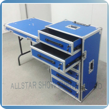 Solid Flight Case with Drawers