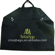 Black Polyester Garment Bag/Garment Cover