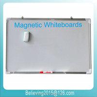 Custom magnetic dry erase board sheets
