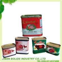 top products hot selling canned beef luncheon meat