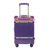 360 Degree Spinner Wheels ABS Hard Plastic Luggage Trolley Case