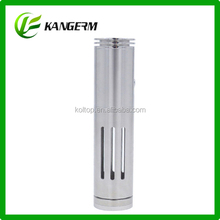 Kangerm 70w Accept 26650 battery!!! Original Factory mod best E-Cig Mods v v e cig mod 2014 new vape mod vase ecig 70w