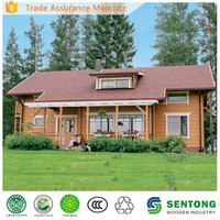 Good Quality And Movable Wooden House