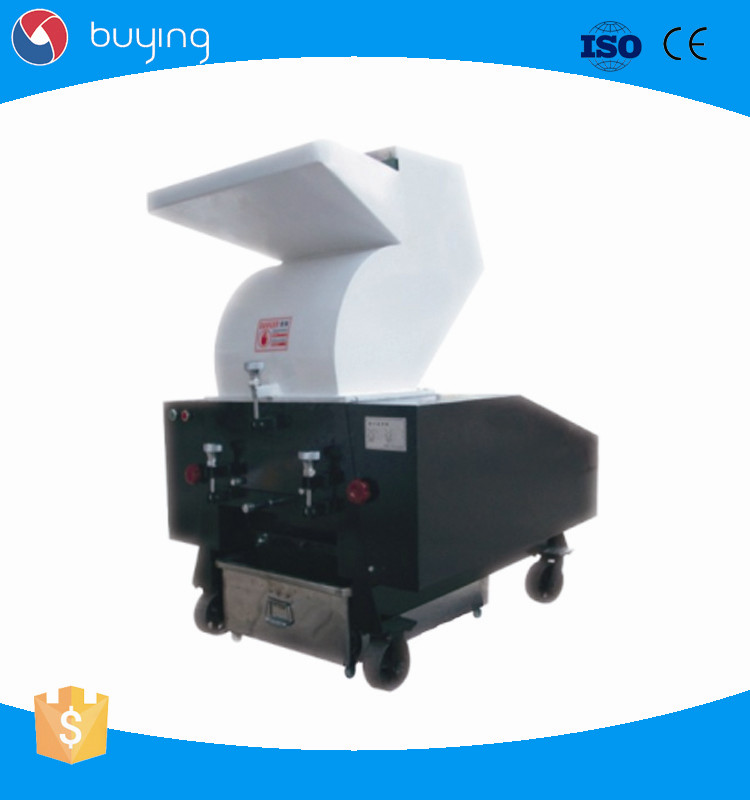 PET plastic crusher / shredder / grinder