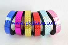 waterproof decoration tape of Laser tape