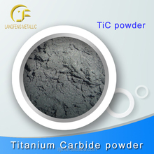 China manufacture titanium carbide powder price