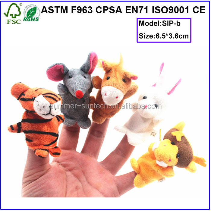 tiger finger puppet animals , diy animal paper finger puppet set, finger puppets game
