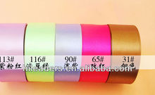 wholesale woven satin ribbon mothers day decoration