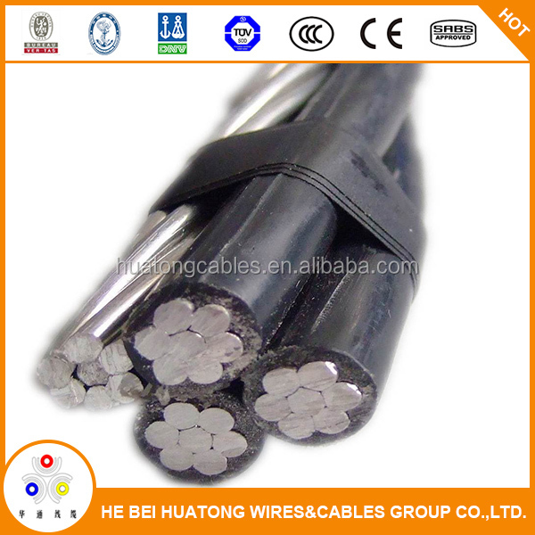 Aerial boundle overhead cable 35mm2 JKLV with insulated