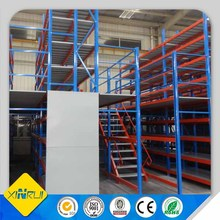 storage mezzanine steel attic rack floor mezzanine rack
