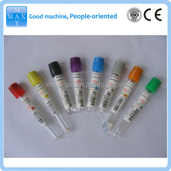 Blood collection tubes prp tube with gel