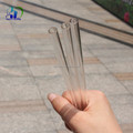 specialized in colored Borosilicate Glass Tube Price, Factory pyrex glass drinking straw