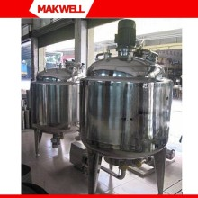 Jacketed Agitated Reactor,Material Agitator,Mixing Type Heavy Duty Blender