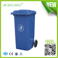 Outdoor Dustbin 3in 1 Recycling Garbage