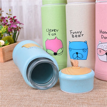 Hemp Plastic Filtration Water Bottle Model Products For The Elderly