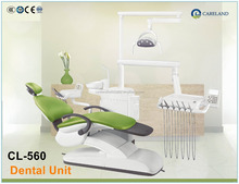 CE approved hospital dentist electrical dental chair unit