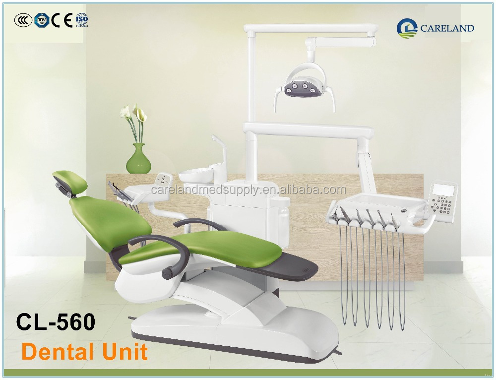 CE approved hospital portable electrical dental chair unit