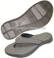 Once Injection aerosoft slipper for footwear and promotion,light and comforatable