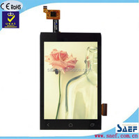 3.5 lcd Resistive touch panels Portrait type 320*480 dots with MCU interface from Manufacturer