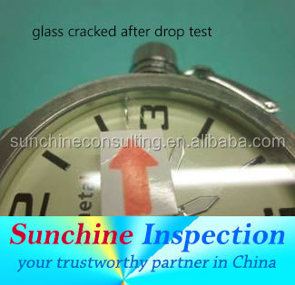 Watch and Clock Final Quality Inspection and Control services with Professional inspectors