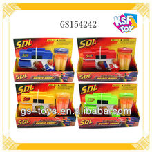 Soft Bullet Gun Toy With Target And Bullet 4 Colors For Select