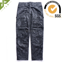 good quality army breathable camo cargo pants mens