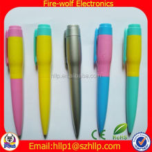 Hot Sell Advertising plastic container pen