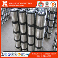Manufactured goods made in China, high quality steel wire