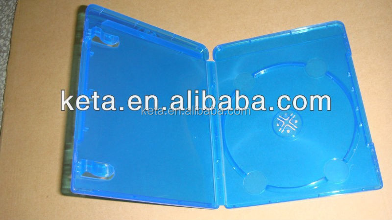 11mm Elegant Blank Single DVD Bluray Case
