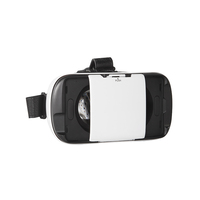 Fashion Type vr box 3d glasses , virtual reality 3d vr glasses fit for 4~6 inch Smartphones